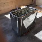 Sauna Project - elektrische kachel
