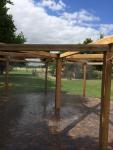Sauna Project - neveldouche