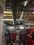 Sauna Project - spoelleiding 200mm